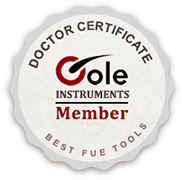Cole Instruments Seal